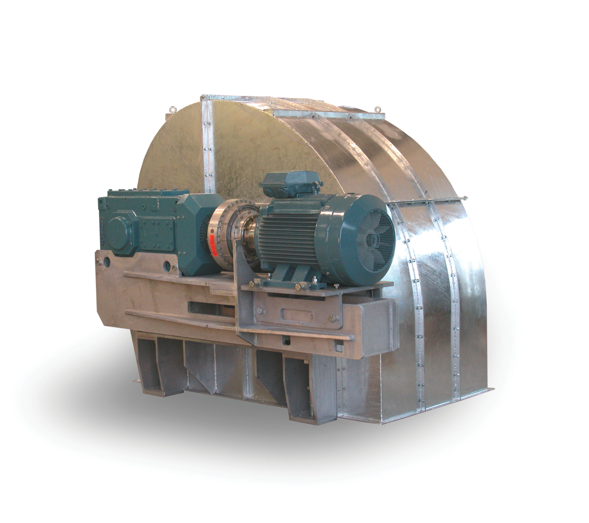 ETM 1200 - Bucket elevators ETM, Bucket elevators - PTM Technology